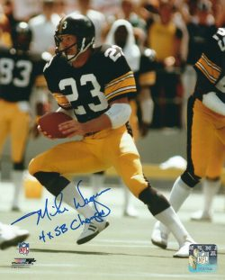 Autographed Steelers Photos